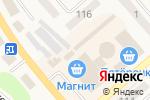 Схема проезда до компании Строитель в Полысаево
