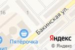 Схема проезда до компании Ева в Полысаево