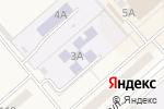 Схема проезда до компании Жемчужинка в Полысаево