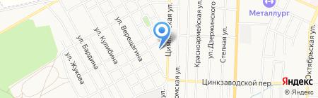 Детский сад №10 Сказка на карте Белово