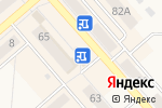 Схема проезда до компании Юкка в Полысаево