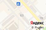 Схема проезда до компании Почтовое отделение связи в Полысаево