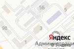 Схема проезда до компании Отдел культуры Полысаевского городского округа в Полысаево