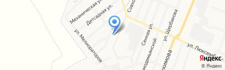 Производственно-торговая компания на карте Белово