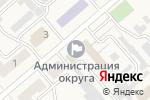 Схема проезда до компании Совет народных депутатов Полысаевского городского округа в Полысаево
