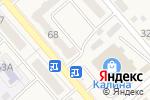 Схема проезда до компании Сибирский дом страхования в Полысаево