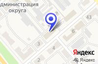 Схема проезда до компании ГОУ ПРОФЕСИОНАЛЬНЫЙ ЛИЦЕЙ № 25 в Полысаеве
