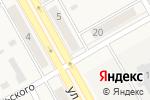 Схема проезда до компании Кружка в Новом Городке