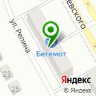 Местоположение компании Секонд-хенд на ул. Тухачевского