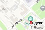 Схема проезда до компании РегионОпт в Полысаево