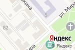 Схема проезда до компании Парикмахерская в Полысаево