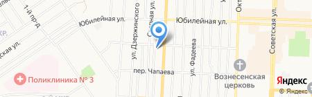 AVTORITET на карте Белово