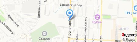 ЦветМетПлюс на карте Белово