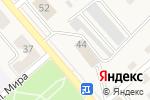 Схема проезда до компании ModeLife в Полысаево