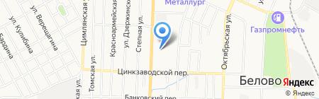 Клёвый магазин товаров для рыбалки на карте Белово