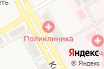 Схема проезда до компании Поликлиника в Новом Городке