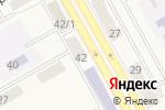 Схема проезда до компании СантехЭлектро в Новом Городке
