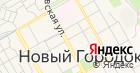 Беловский на карте