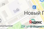 Схема проезда до компании Медвежонок в Новом Городке