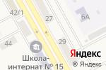Схема проезда до компании Магазин в Новом Городке
