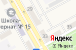 Схема проезда до компании Элифант в Новом Городке