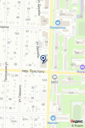 МАГАЗИН СТРОИТЕЛЬНЫХ ТОВАРОВ СТРОЙАРСЕНАЛ на карте Белово