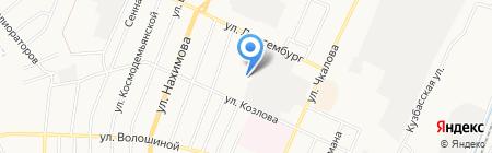 Детский сад №45 на карте Белово