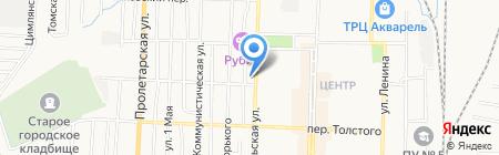 Хозяин на карте Белово