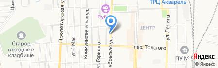 Удачный ремонт в доме на карте Белово