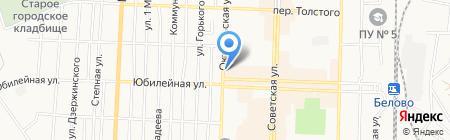 Buketik на карте Белово