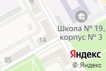 Схема проезда до компании Магазин штор в Новом Городке