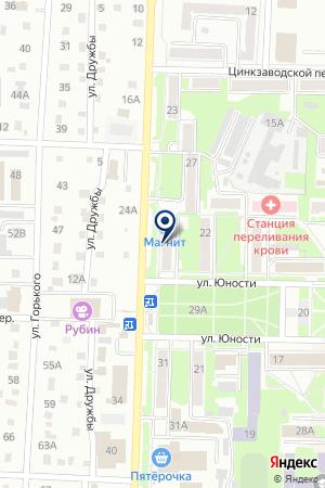 АПТЕКИ КУЗБАССА на карте Белово