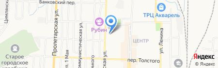 БЕЛКОММЕРЦ на карте Белово