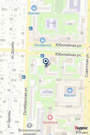 МАГАЗИН ИСУПОВ В.В. на карте Белово