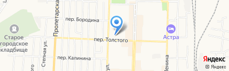 Комитет-К на карте Белово