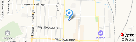 Адвокатъ на карте Белово