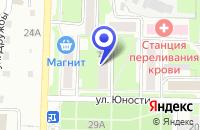 Схема проезда до компании ТОРГОВАЯ ФИРМА КЕМЕРОВОТОРГТЕХНИКА в Белове