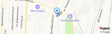 Автоэлектрик на карте Белово