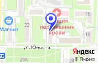 Схема проезда до компании САЛОН КРАСОТЫ ЭЛЕГАНТ в Белове