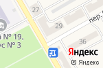 Схема проезда до компании МУП по оказанию ритуальных услуг в Новом Городке