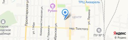 Отдел опеки и попечительства Администрации Беловского городского округа на карте Белово