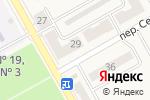 Схема проезда до компании Qiwi в Новом Городке