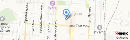 Юридическое агентство на карте Белово