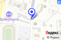 Схема проезда до компании КОМПЬЮТЕРНЫЙ САЛОН ЦИФРОВЫЕ СИСТЕМЫ в Белове