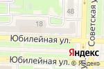 Схема проезда до компании Солидарность, КПК в Белово