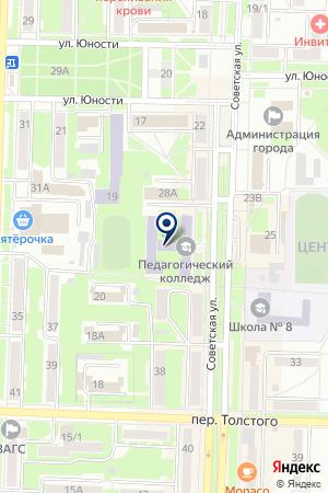 ТЕЛЕФОНЫ-АВТОМАТЫ на карте Белово