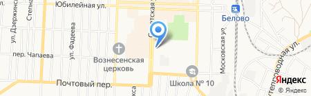Зооцентр на карте Белово
