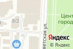 Схема проезда до компании Банкомат, Россельхозбанк в Белово