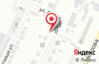 Схема проезда до компании Авантайм в Белово