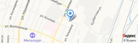 БелТТиСУ на карте Белово